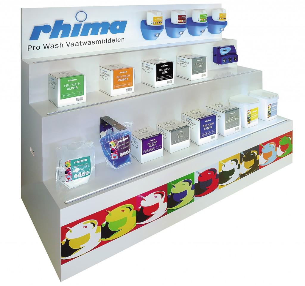 Rhima vaatwasmiddelen