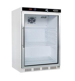 Glasdeur tafelmodel koelkast