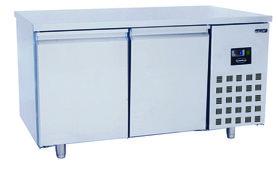 Bakkerij koelwerkbank 2 deuren
