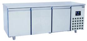 Bakkerij koelwerkbank 3 deuren
