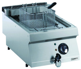 Elektrische friteuse 1 x 12 liter - 700 pro kooklijn