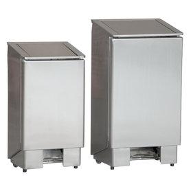 Afvalbak voetpedaal - 60 liter