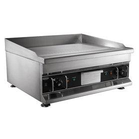 Elektrische bakplaat - 500 mm breed - 400 V
