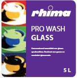 Rhima Pro Wash Glass vaatwasmiddel