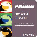 Rhima Pro Wash Crystal vaatwasmiddel