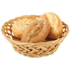 Brood- en/of fruitmand, Ø23 x H7 cm