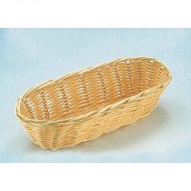 "Brood- en/of fruitmand ""Basic"", 21x10x6 cm"