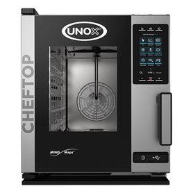 Unox cheftop Mindmaps ONE Compact PLUS - 5 x 2/3 GN - 400 V