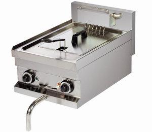 Friteuse - 1 pan - 1x8 ltr - electrisch