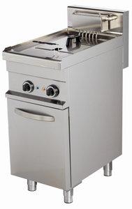 Friteuse electrisch 1 pan 10 liter
