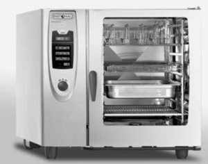 RATIONAL - SelfCooking Center SCC 102 gas