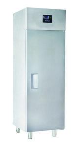 RVS 400 liter koelkast