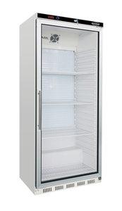 Glasdeur koelkast - 570 liter
