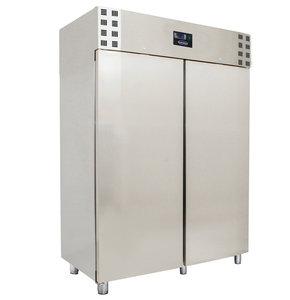 RVS koelkast met monoblock - 1400 liter