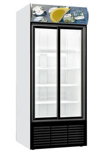 koelkast met schuifdeuren - 852 liter