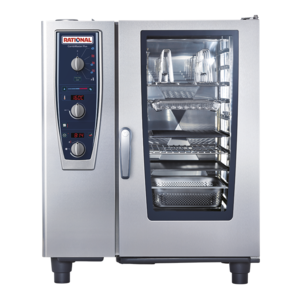 Rational CM101E PLUS elektrische combisteamer