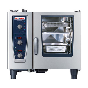 Rational CM61E PLUS elektrische combisteamer