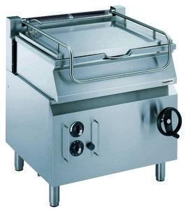 Kantelbare braadslede gas - 700 pro kooklijn