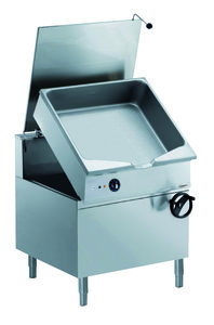 Kantelbare braadslede elektrisch - 700 pro kooklijn