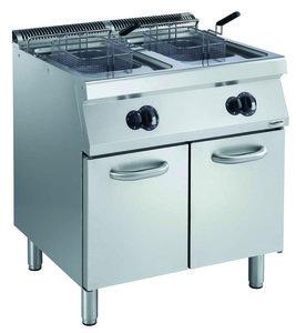 Gas friteuse 2 x 15 liter - 700 pro kooklijn