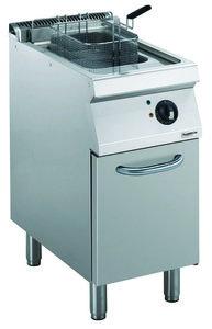 Elektrische friteuse 2 x 14 liter - 700 pro kooklijn