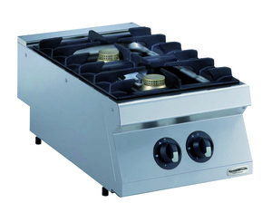 Gas kooktafel - 700 pro kooklijn