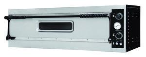 Elektrische pizza oven - 1 x 3 pizza's Ø35 cm