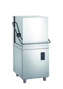 Doorschuifvaatwasmachine - digitale bediening - enkelwandig - breaktank - verwarmingselement