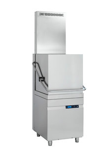 Doorschuifvaatwasmachine - digitale bediening - dubbelwandig - breaktank - energiezuinig