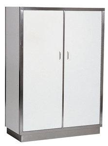 RVS servies kast - 1280 mm breed