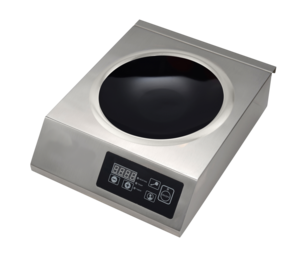 Inductie wokplaat