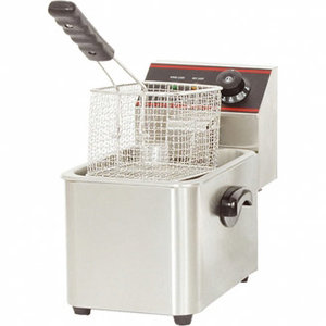 Caterchef elektrische friteuse - 5 liter