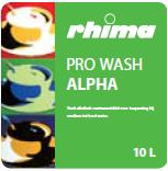 Rhima Pro Wash Alpha