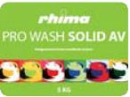 Rhima Pro Wash Solid Av
