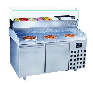 Pizzawerkbank pro line - 3 deuren