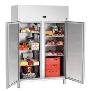 Bartscher dubbeldeurs koelkast - 2/1 GN