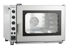 Bartcher combisteamer M 5110 tot 5 x 1/1 GN