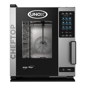 Unox cheftop Mindmaps PLUS compact - 5 x 1/1 GN - 400 V