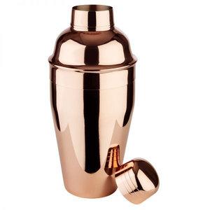 RVS cocktailshaker 'classic' - 0,5 liter