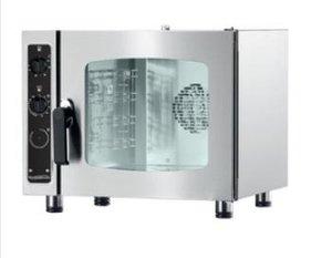 Elektrische heteluchtoven met bevochtiger - 4 x 2/3 GN