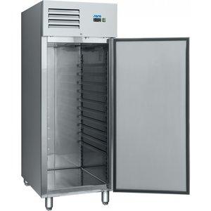 Bakkerij koelkast met luchtkoeling model B 800 BT