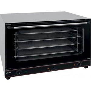 Hete lucht oven bakkerij model Rimini