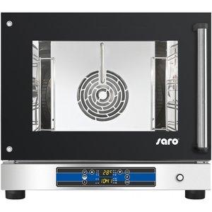 Hete lucht oven met vocht Model PF 6004 L