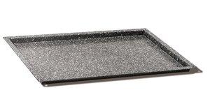 Emaille bakplaat - 1/1 GN - 40 mm diep