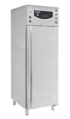 RVS vrieskast - 650 liter