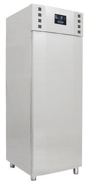 RVS vrieskast - 550 liter