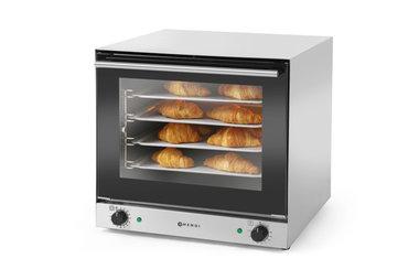 Hendi hetelucht oven