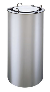 Drop-in verwarmde bordenlift - Ø400 mm