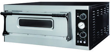 Elektrische pizza oven - 1 x 6 pizza's Ø32 cm