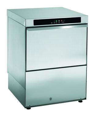 Voorlader vaatwasmachine - digitale bediening - dubbelwandig